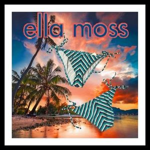 Ella Moss Portofino Tie Side Bottoms